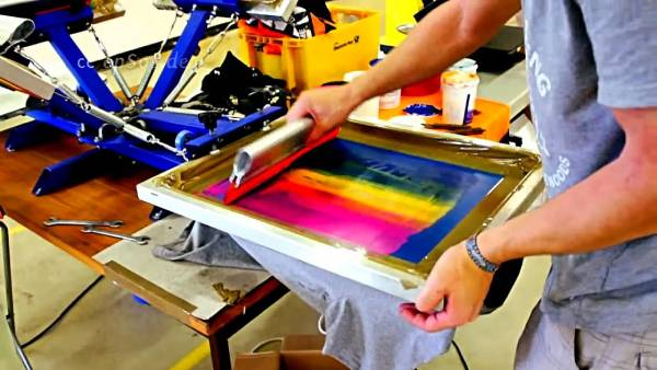 T-shirt Screen Printing Ink